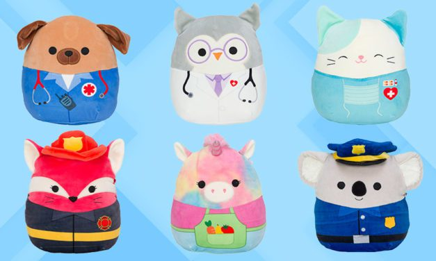 Kellytoy Honors Everyday Heroes with New Squishmallows