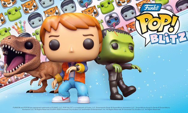 Funko, N3TWORK Launch 'Funko Pop! Blitz'