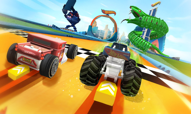 Mattel and Budge Studios Launch a Hot Wheels Mobile Game