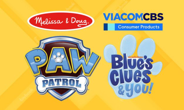 Melissa & Doug, ViacomCBS Ink licensing Deal for PAW Patrol, Blue's Clues & You! Toys