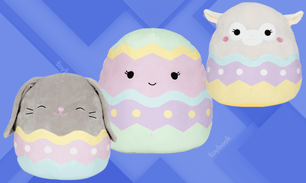 Easter Squishmallows Are Bunny-Hopping Into Stores