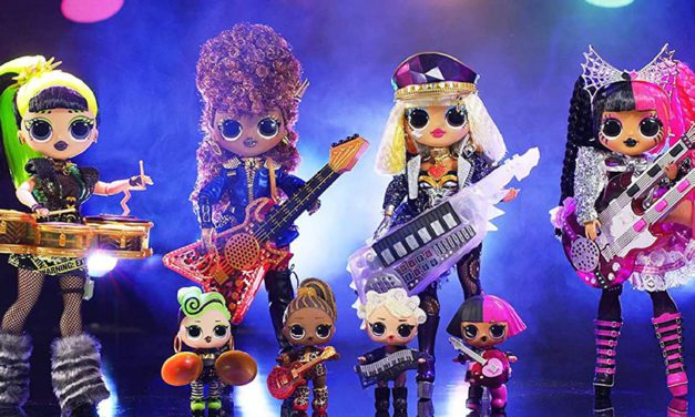 MGA Entertainment Inks a Music Deal for L.O.L. Surprise!