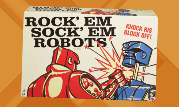 Addicted To Nostalgia: Retro Toys Make a Comeback in Legacy Brand Packaging