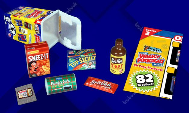 Super Impulse Doubles Up with Wacky Packages Minis Series Two
