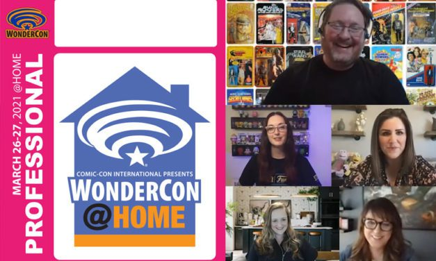 Watch: WonderCon@Home Women in Toys Panel