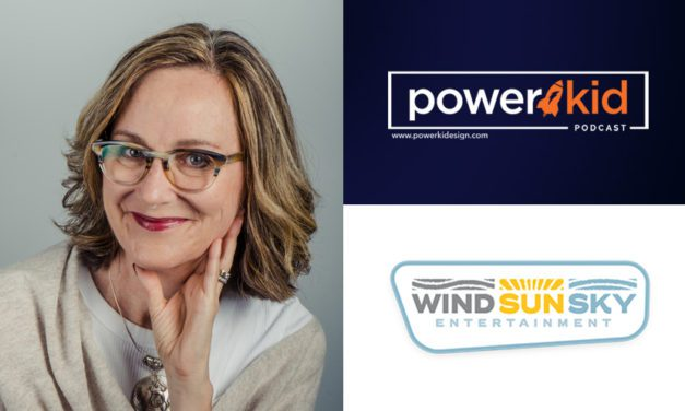 Wind Sun Sky's Catherine Winder Talks Toys and Entertainment on the 'Power Kid Podcast'
