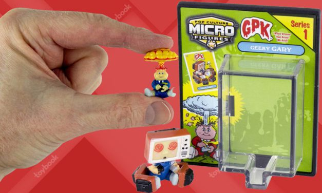 Super Impulse Introduces Garbage Pail Kids Pop Culture Micro Figures