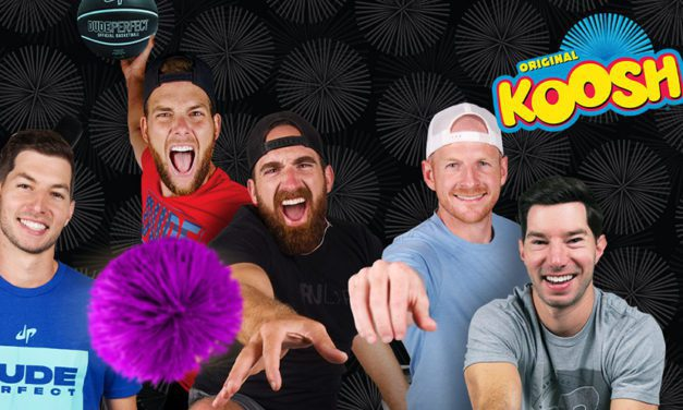 PlayMonster Teams Up with Dude Perfect for Koosh Relaunch