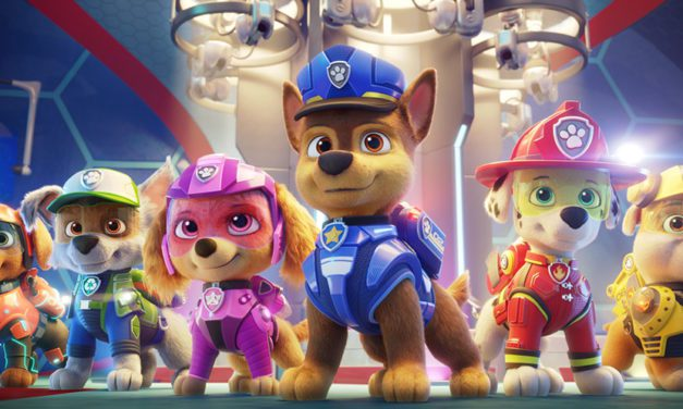 Spin Master Entertainment, Paramount Deliver First Look at 'PAW Patrol: The Movie'