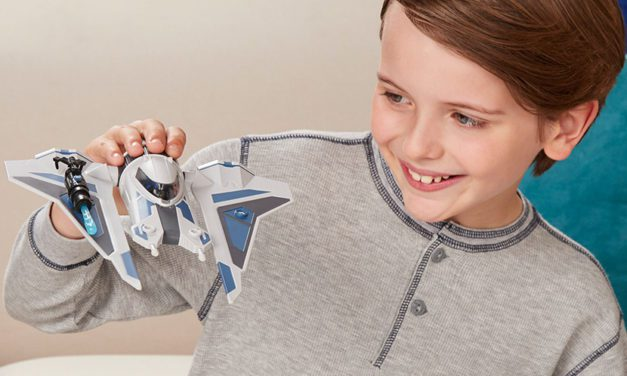 Hasbro Feels the Force This Father's Day With a New Star Wars Collection