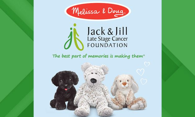 Melissa & Doug, JAJF Partner to Provide Toy Care Packages to Families Experiencing Terminal Illness