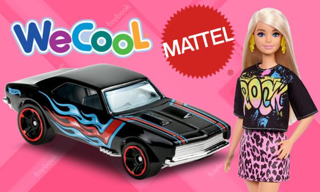 WeCool Toys Forges Partnership with Mattel for Hot Wheels, Barbie Compounds and Activities