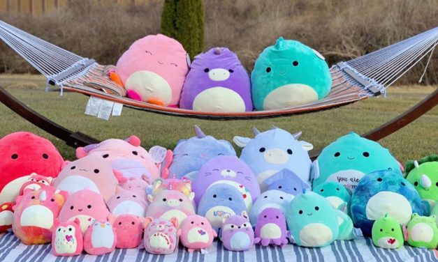 Jazwares' Squishmallows Brand Signs with CAA to Expand Entertainment Offerings