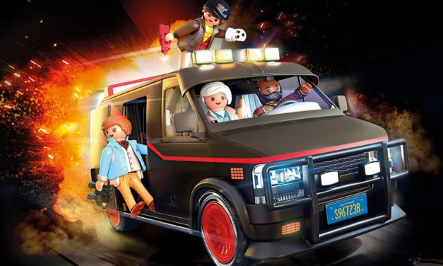 Playmobil Brings The A-Team Back into the Toy Department