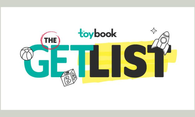 THE TOY BOOK'S GET LIST CONNECTS RETAILERS AND MANUFACTURERS WITH IN-STOCK, FAST-SHIP TOYS AND GAMES