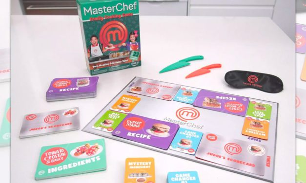 Wilder Toys, WowWee Debut MasterChef Family Cooking Game