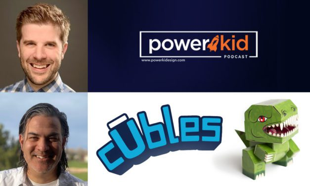 Talking Cubles with Mike Horn and Joel Morris on the Power Kid Podcast