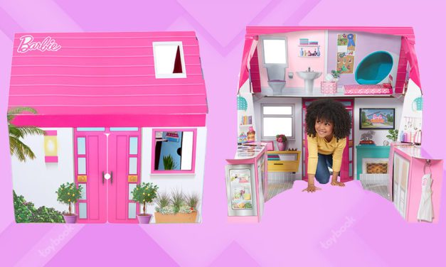 WowWee Adds Barbie License to Its Pop2Play Line