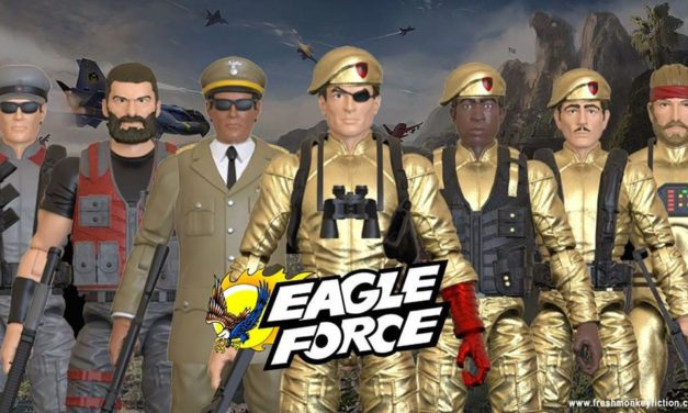 Eagle Force is Back in Action for Its 40th Anniversary