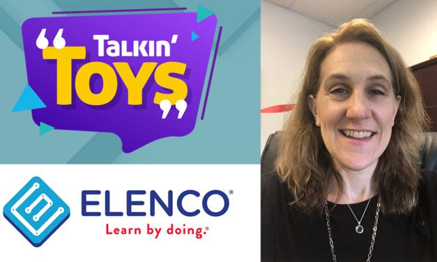 Talkin' Toys: Elenco Inspires Kids to Learn by Doing